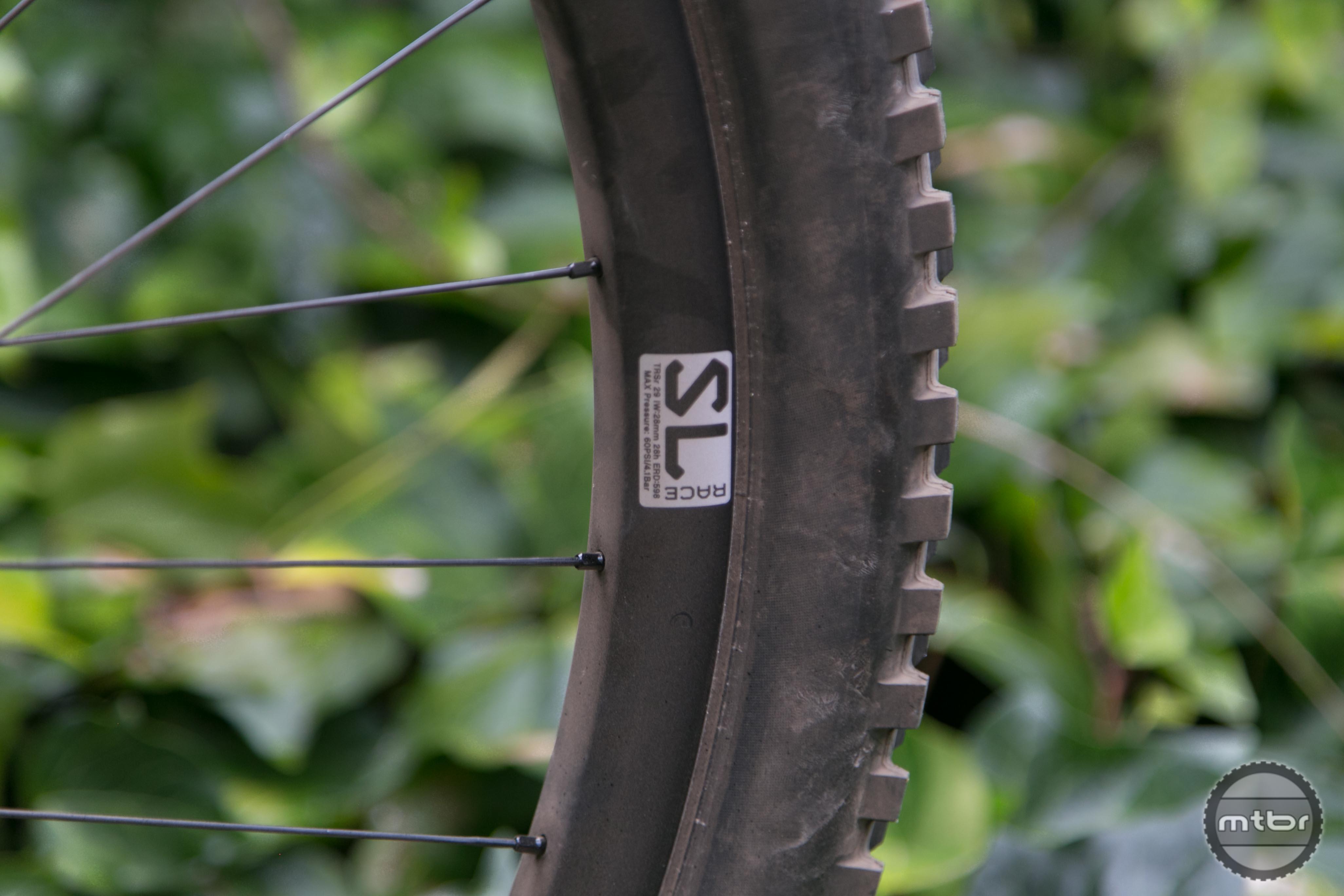 e*thirteen TRS Race SL Carbon Wheelset