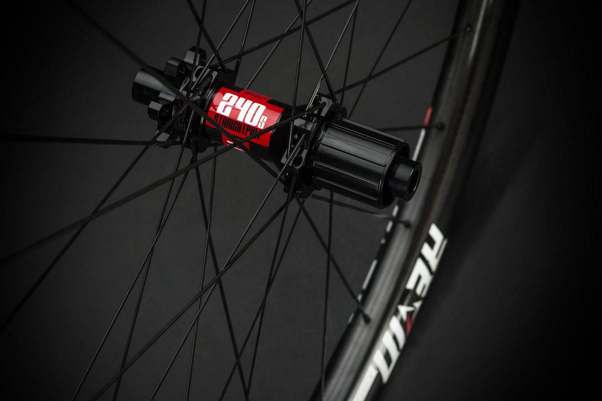 E27 Pro wheels sport a 30mm internal rim width.