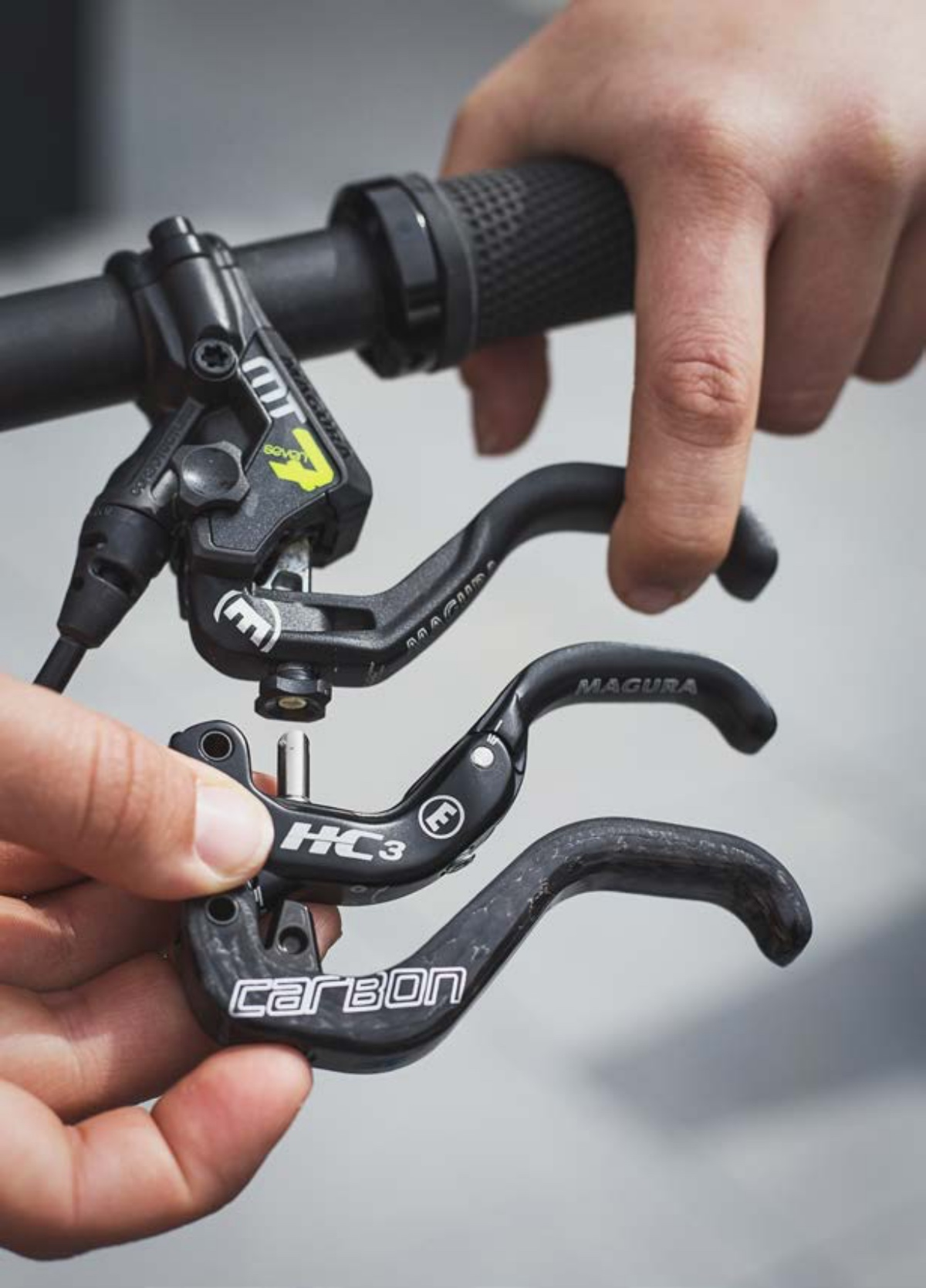 Magura Custom Brake Levers