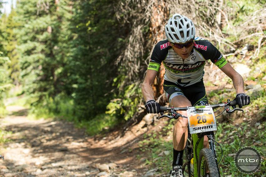 Breck Epic Stage 1 Alex Grant