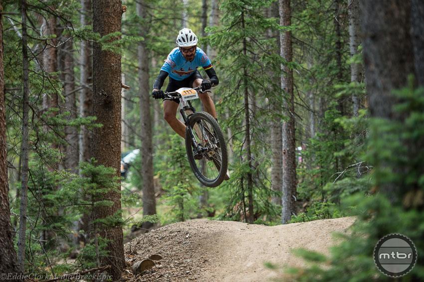 Breck Epic Stage 1 Jason Tullous