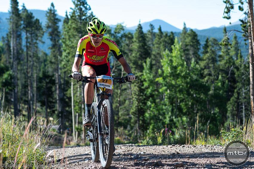 Breck Epic Stage 2 Taylor Shelden