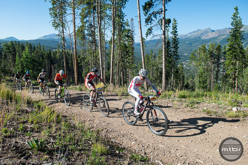 Breck Epic Stage 2 Heinous Hill