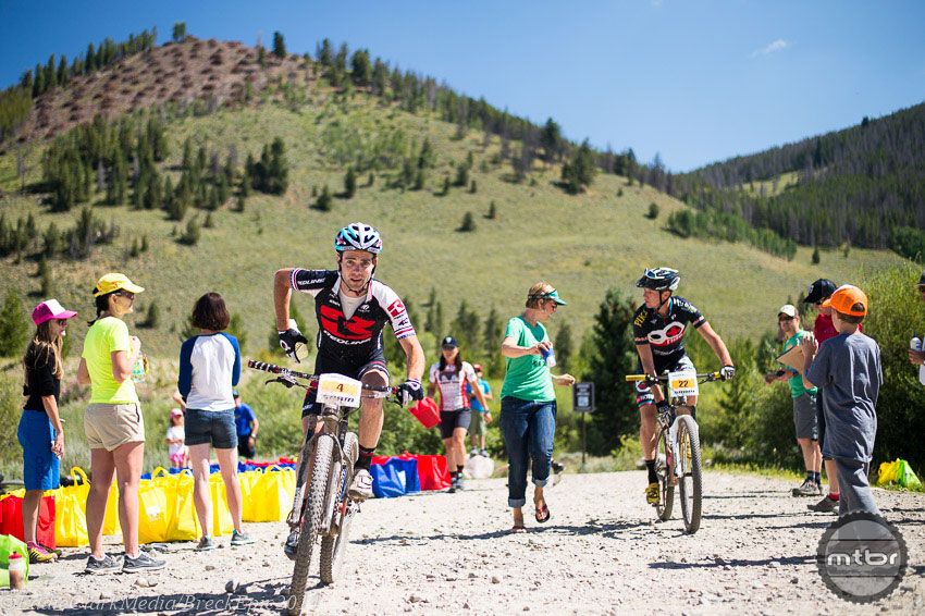Breck Epic Stage 2 Justin Lindine