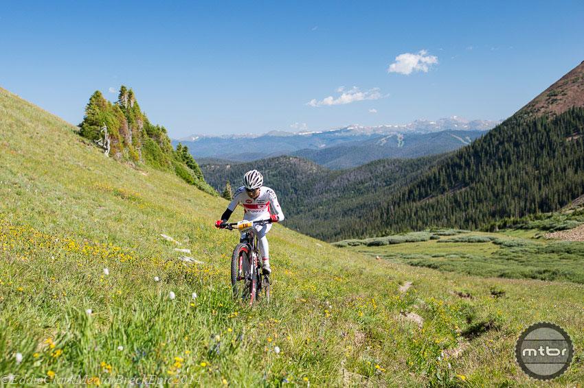 Breck Epic Stage 3 Kyosuke Takei