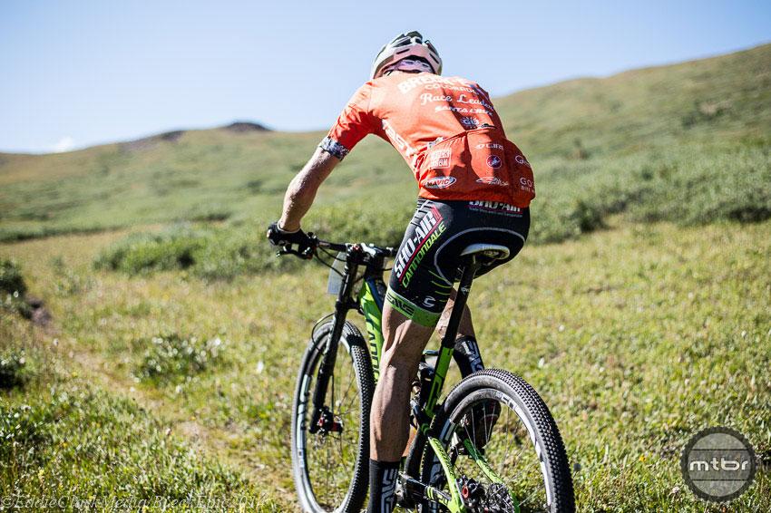 Breck Epic Stage 3 Alex Grant