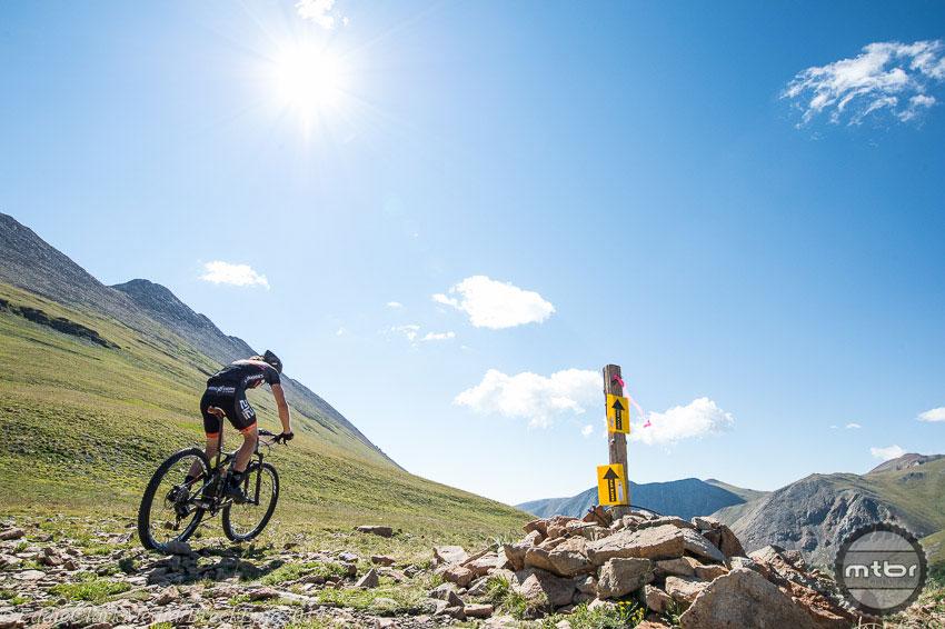 Breck Epic Stage 3 Justin Piontek