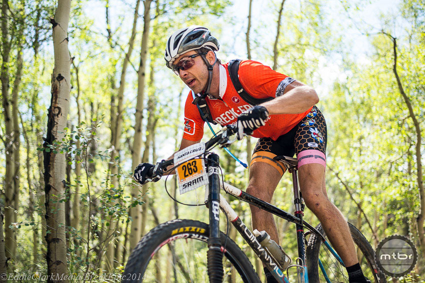 Breck Epic Stage 3 Dax Massey