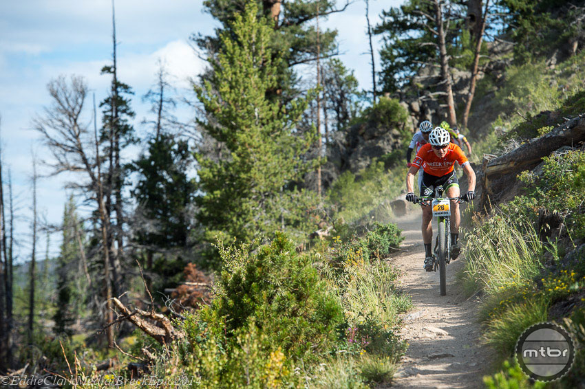Breck Epic Stage 4 Alex Grant