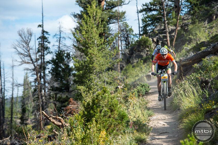 Breck Epic Stage 4 Alex Grant
