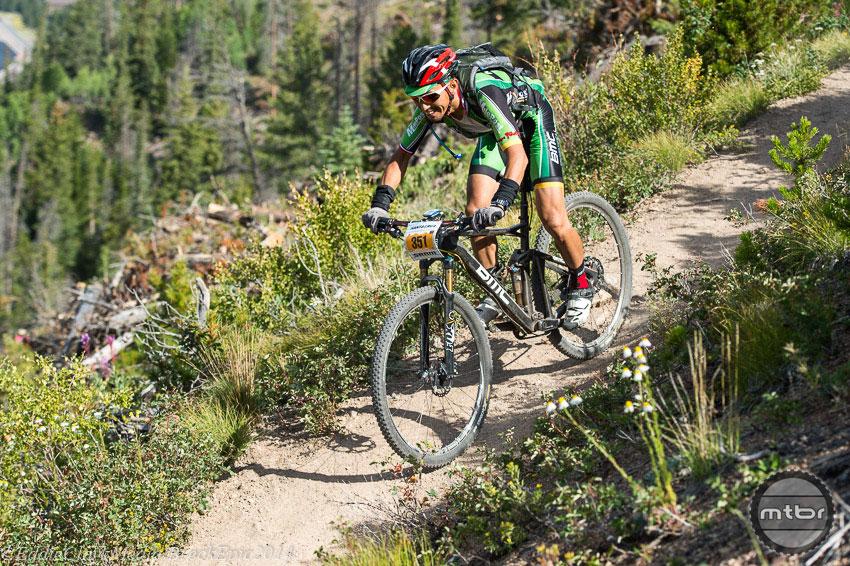 Breck Epic Stage 4 Toshio Kunii