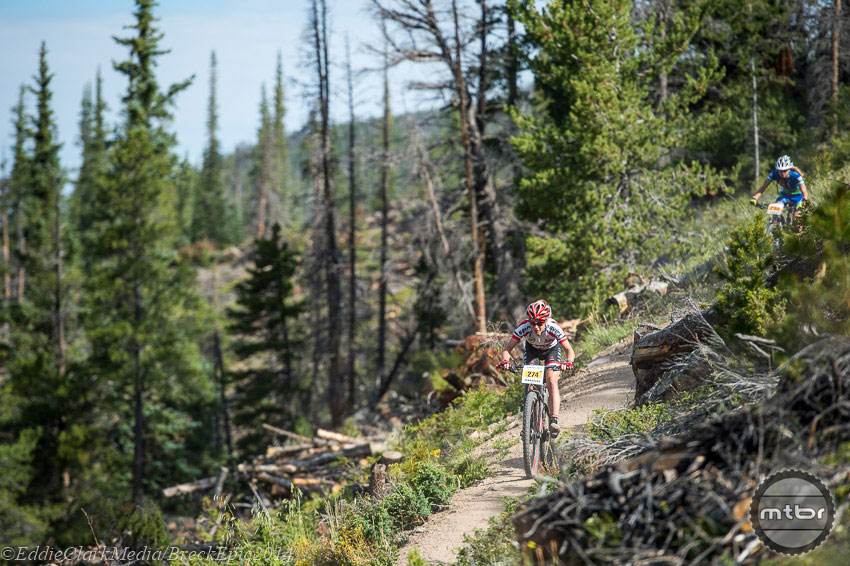 Breck Epic Stage 4 Catherine Williamson