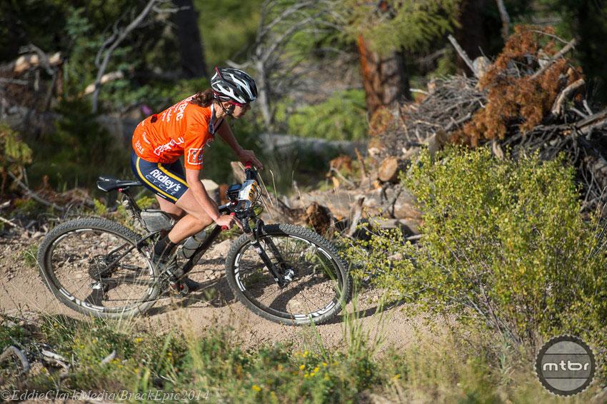 Breck Epic Stage 4 Kate Aardal