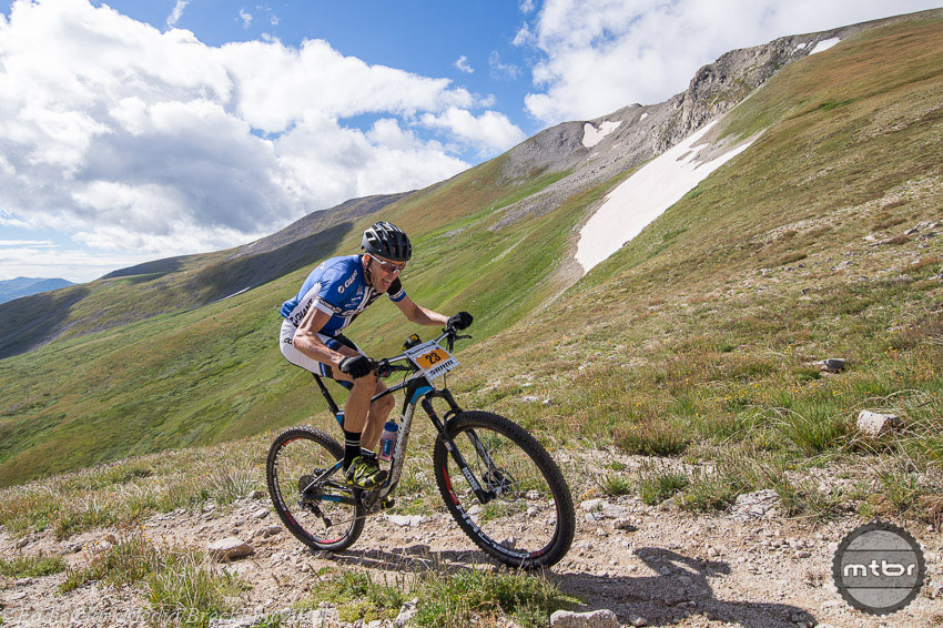 Breck Epic Stage 5 Carl Michael Decker
