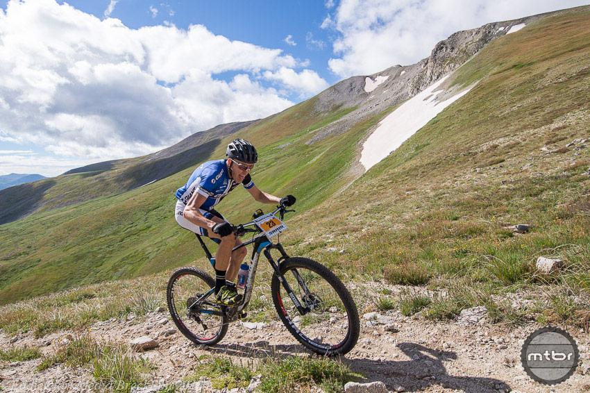 Breck Epic Stage 5 Carl Michael Decker