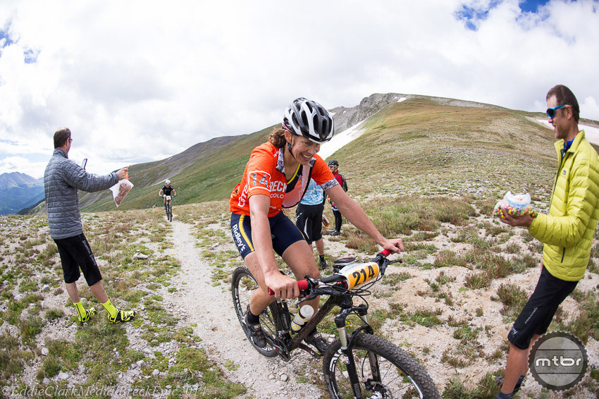Breck Epic Stage 5
