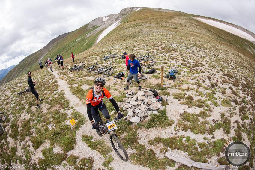 Breck Epic Stage 5 Charlie Hayes