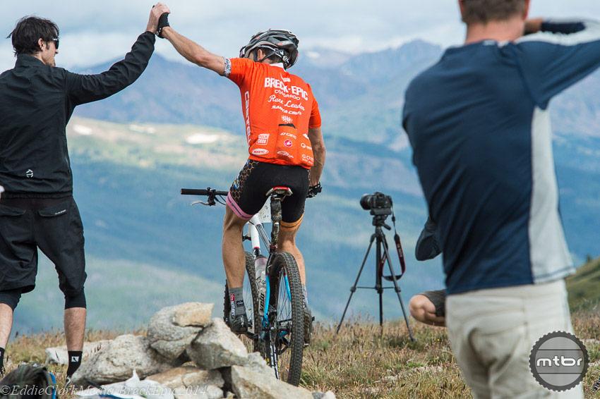 Breck Epic Stage 5  Dax Massey