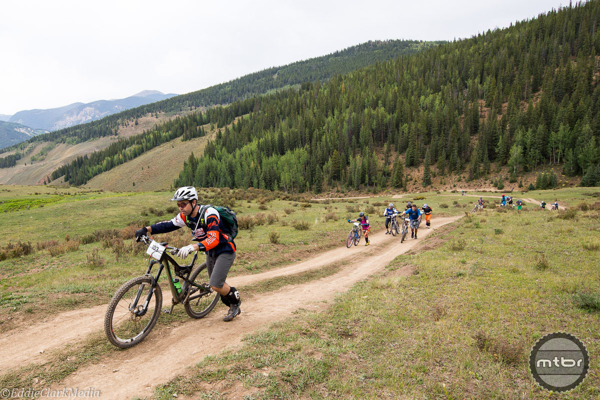 Crested Butte Ultra Enduro Day 2