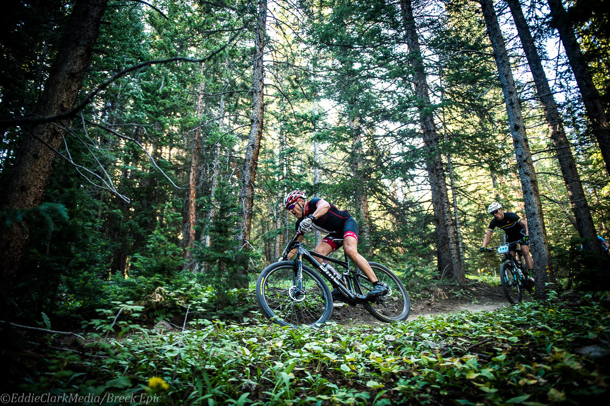 From the professional to the weekend warrior, the Breck Epic provides the stage for everyone to test their skills and endurance. Photo courtesy Breck Epic/Eddie Clark