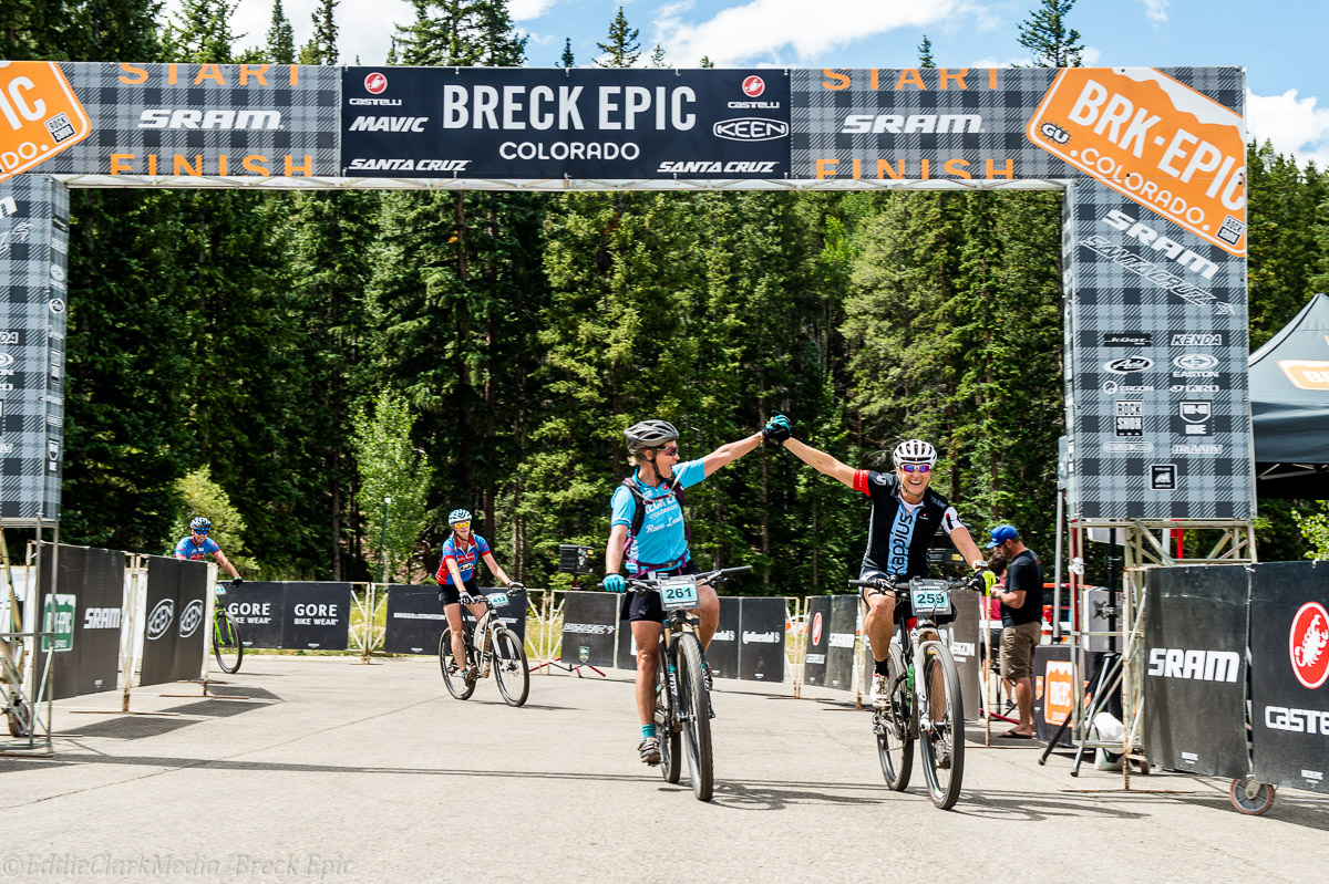 Breck Epic Stage 6