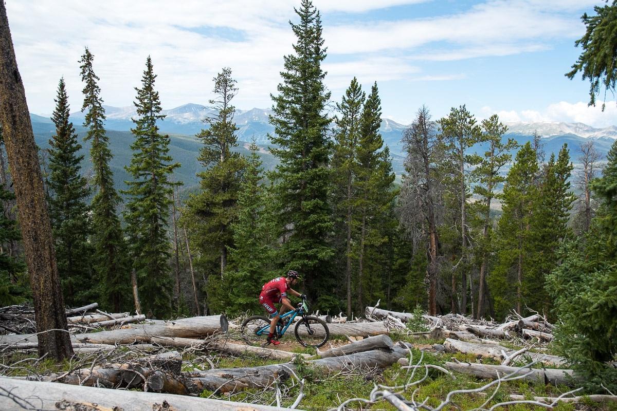 2017 Breck Epic: Tackling the Colorado Trail