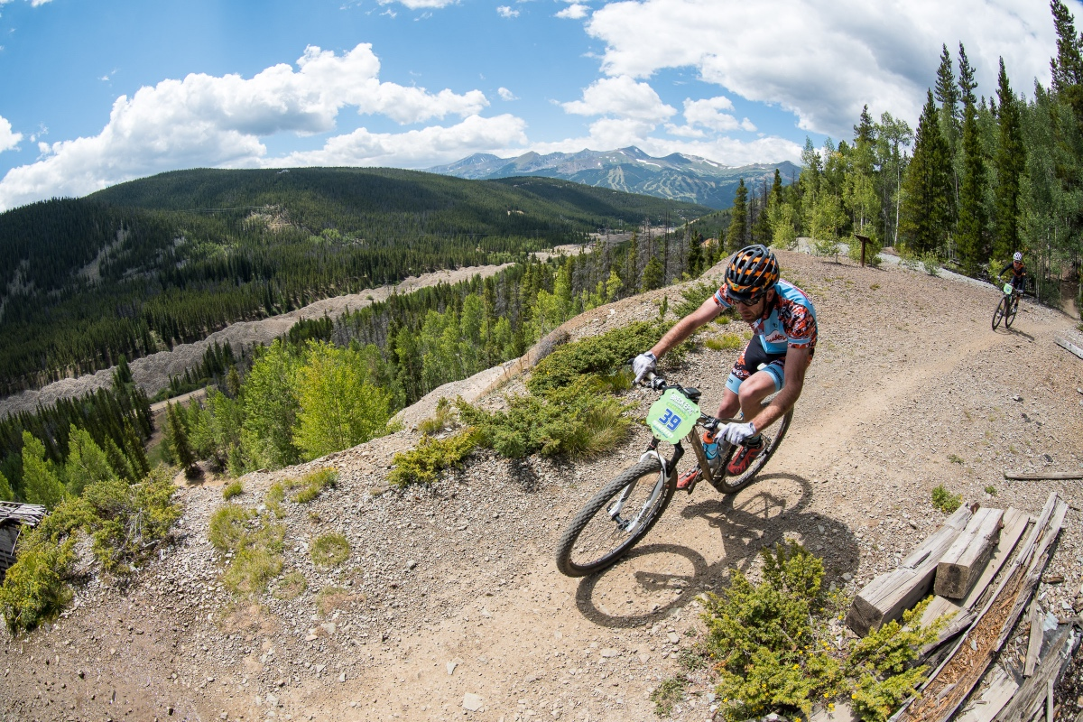 2017 Breck Epic: Riding the Aqueduct Trail
