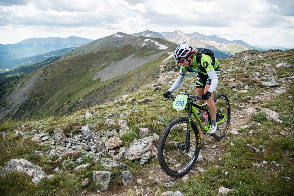 2017 Breck Epic: Up and over Wheeler Pass