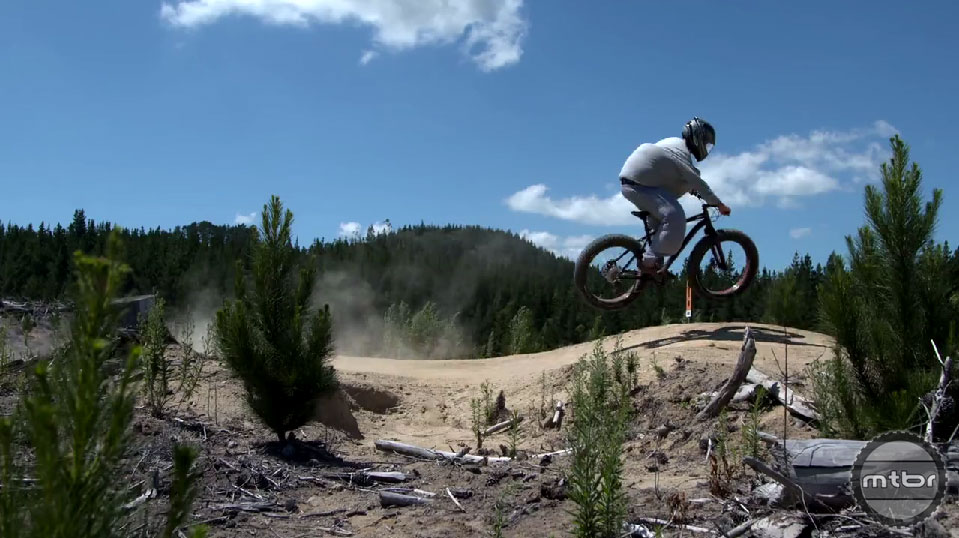 The realm of big wheeled biking (and fueling) takes on new meaning in this phat video from our friends in New Zealand.