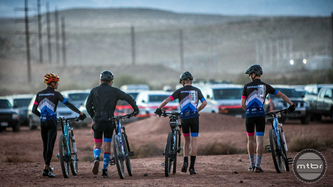 Corner Canyon High School Chargers Mountain Bike Team