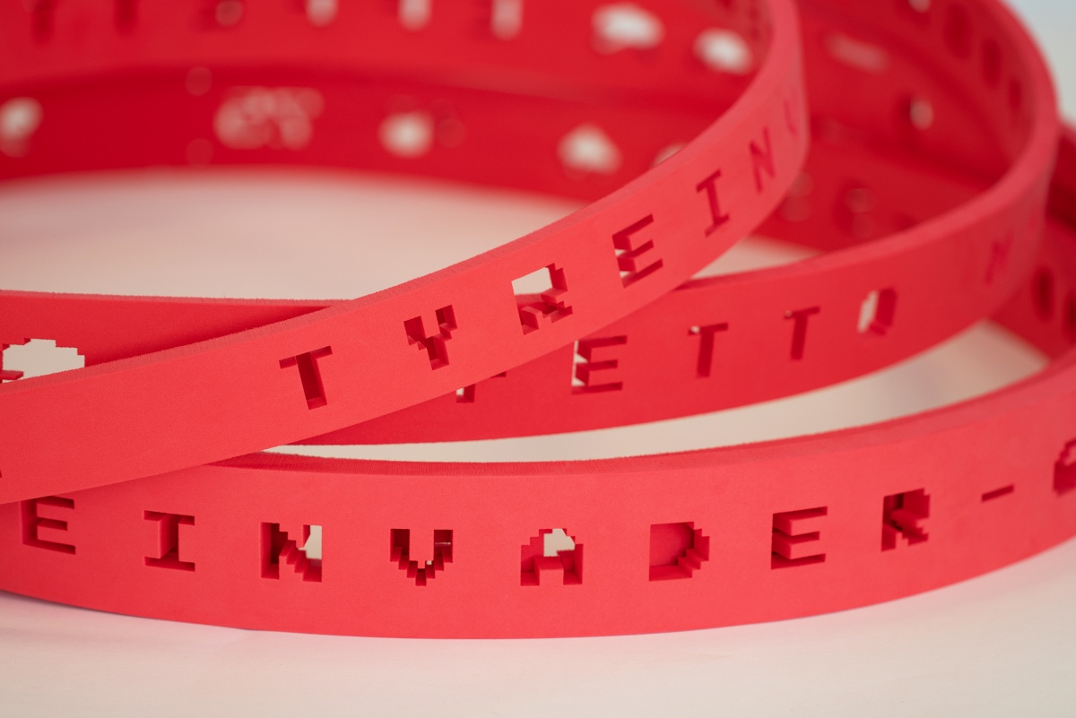 Effetto Mariposa Tyreinvader 35 Tubeless Tire Inserts Set of 2