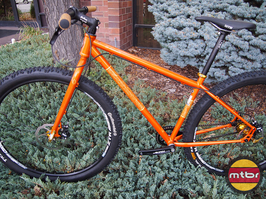 Salsa Cycles - El Mariachi LTD