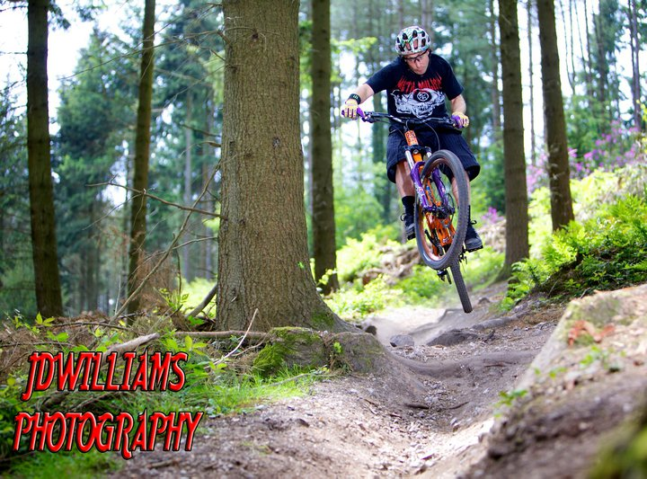 Elbry Sandland Taking a Flying Leap.-elbry-sandland.jpg