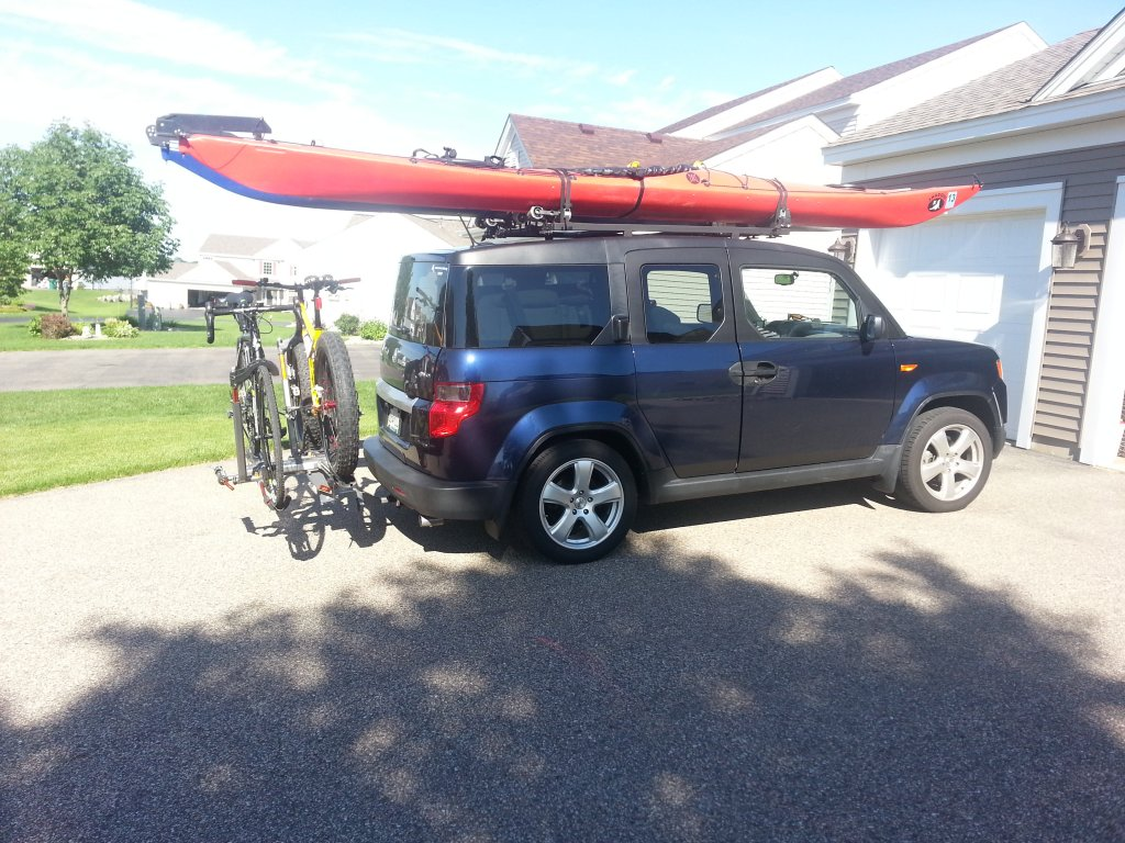 I Love My Honda Element-element-loaded.jpg & I Love My Honda Element- Mtbr.com