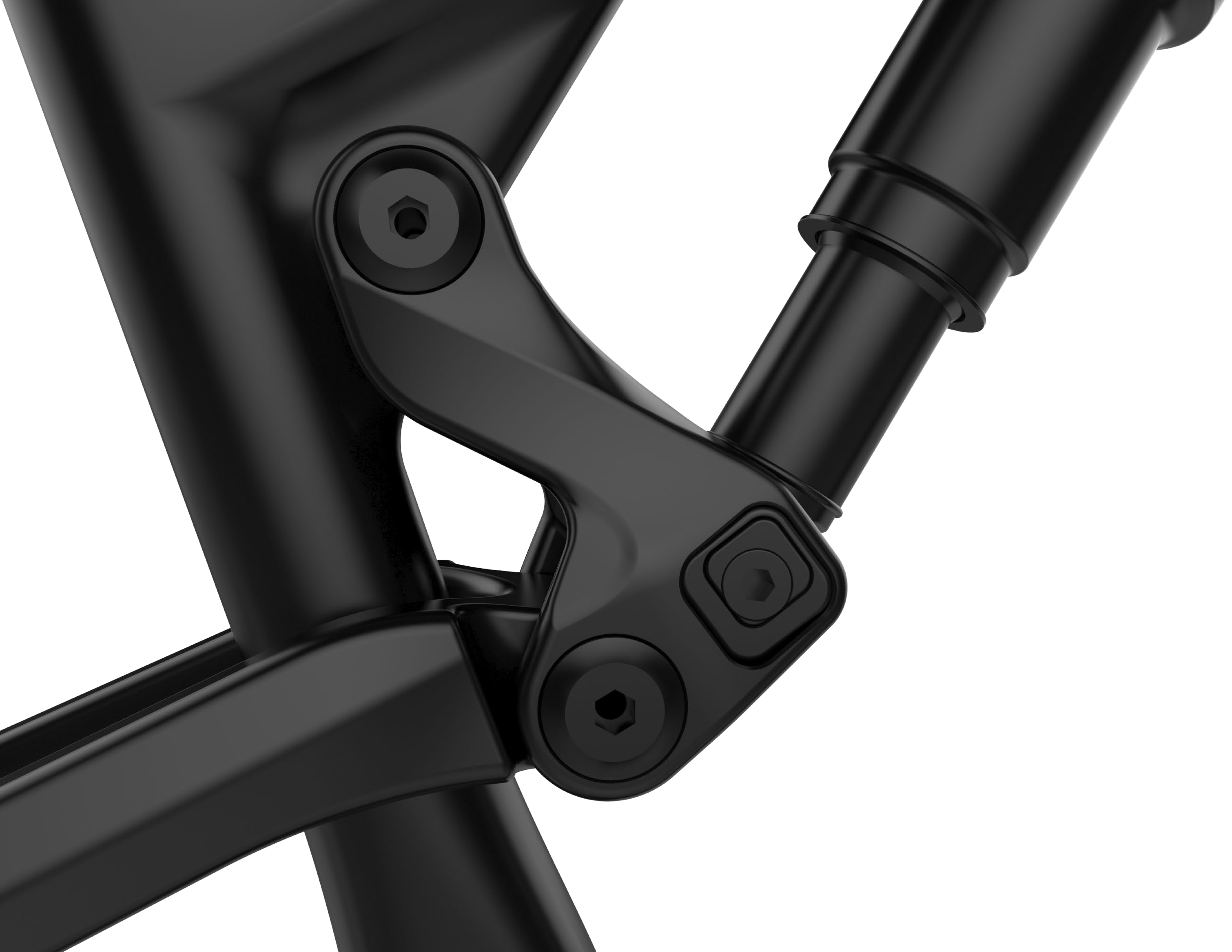 The Ride 9 system allows for easy adjustments to geometry and suspension.