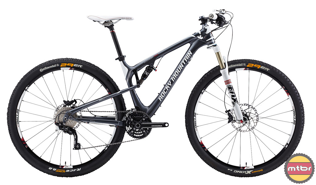 Rocky Mountain Element 29 950 RSL