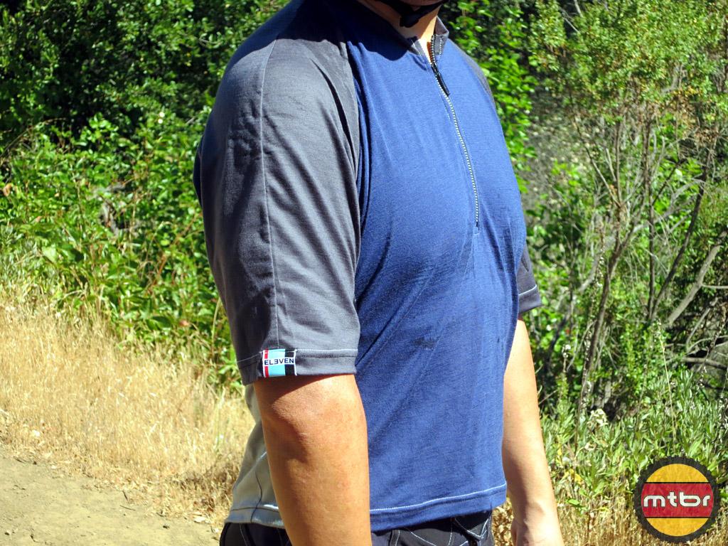 Eleven Velo Mod Merino Trail jersey