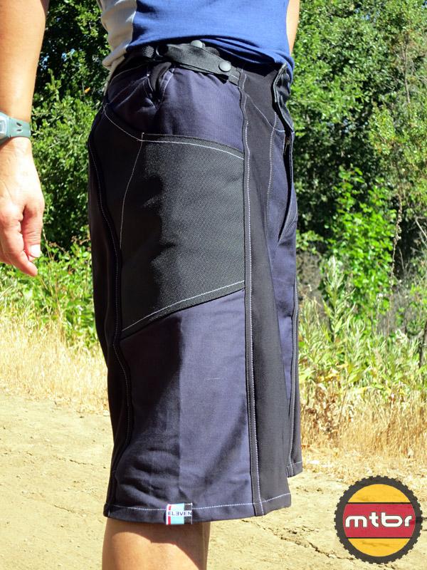 Eleven Velo Premium Trail shorts