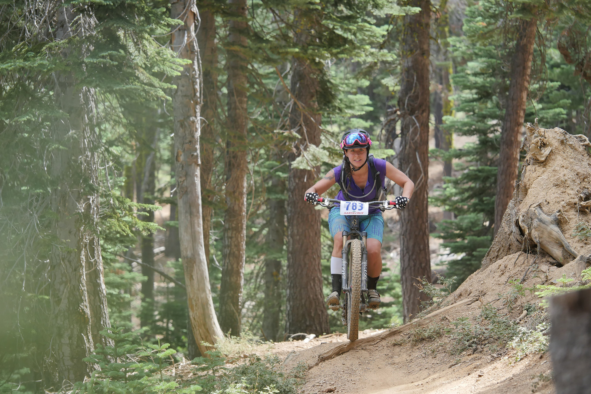 The Downieville Classic is an achievable goal even for beginner racers.