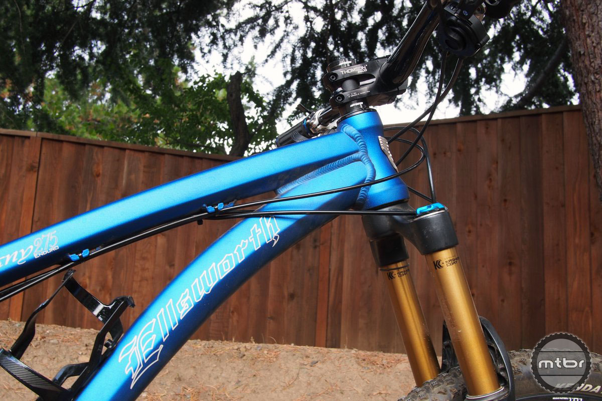 Ellsworth Epiphany Top and Down Tubes