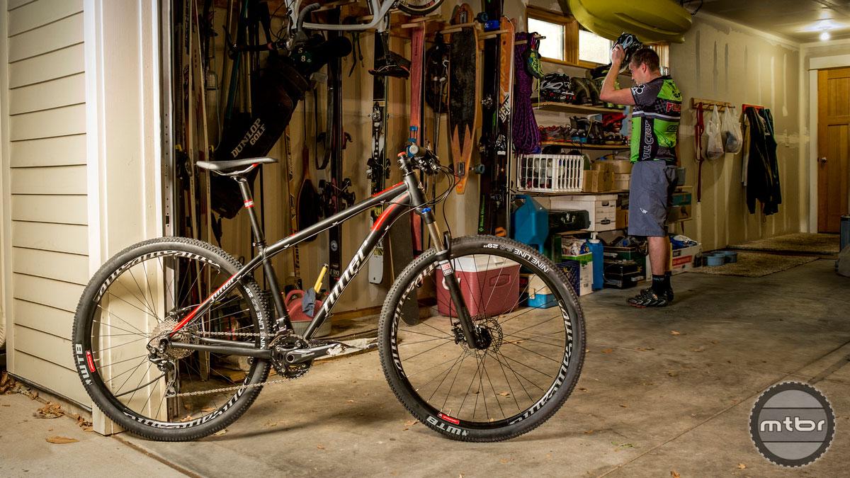 Niner EMD 9 Garage