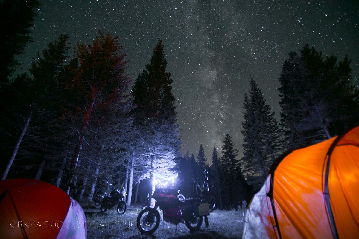 Starry Night. Photo by Cole Kirkpatrick