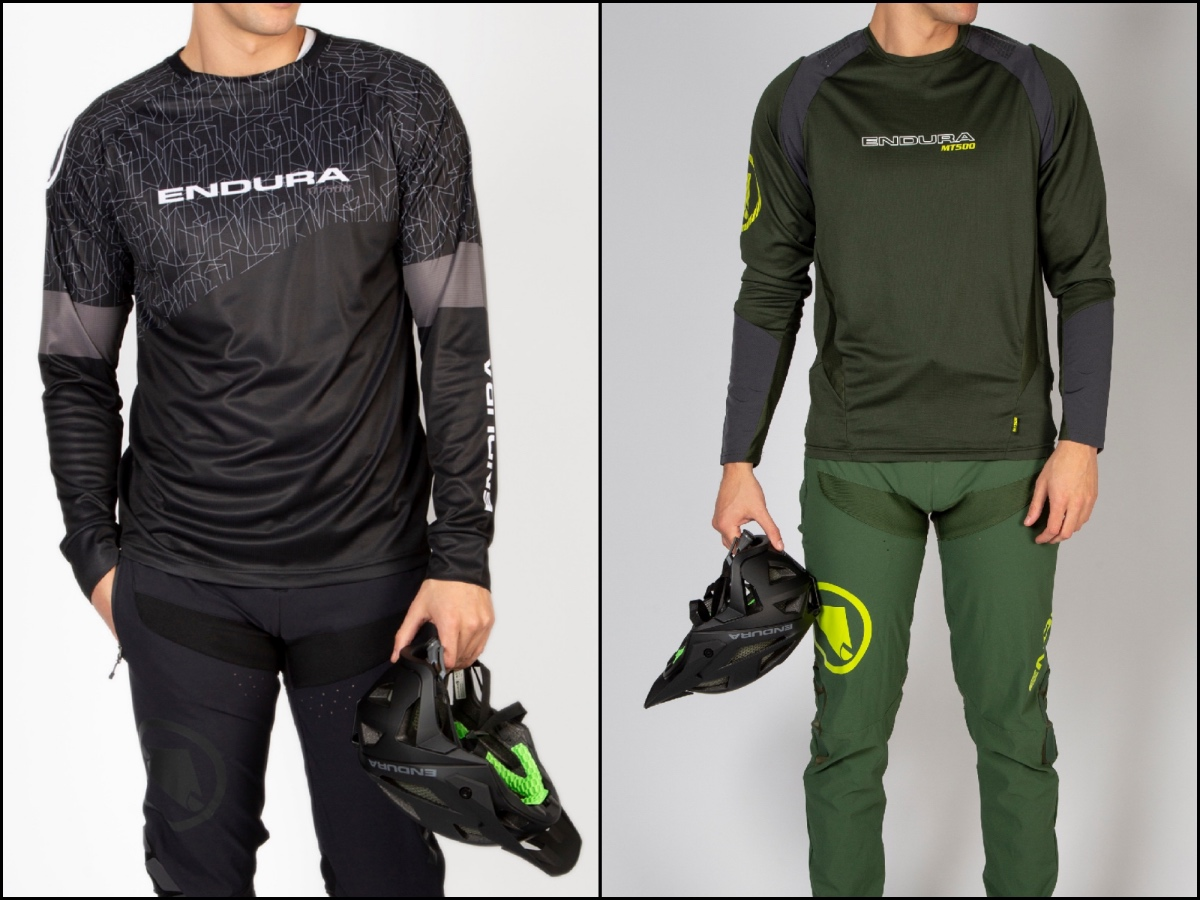 Endura MT500 MTB collection updated