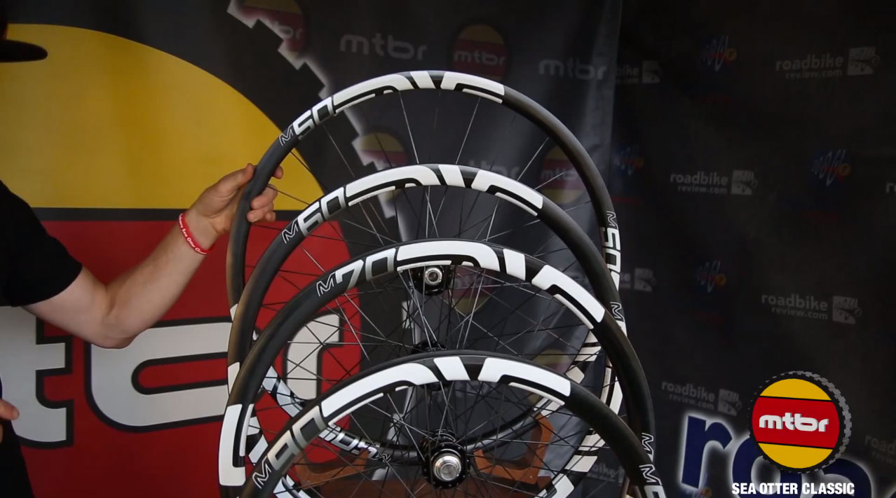 ENVE MSERIES Carbon Wheels & Rims