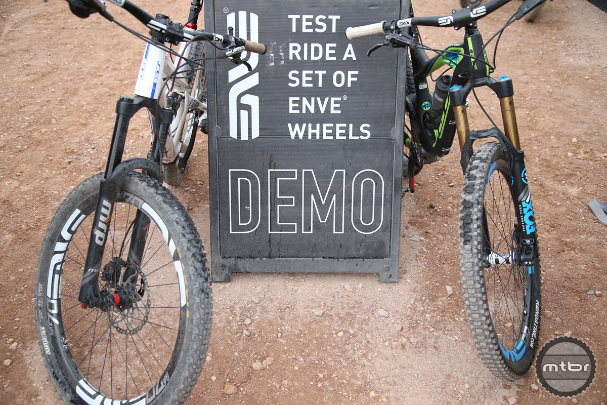 ENVE Outdoor Demo