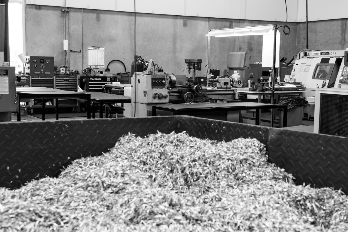 ENVE Composites Factory Tour