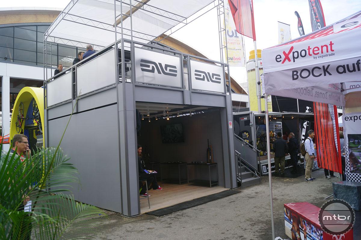 ENVE 2014 Booth