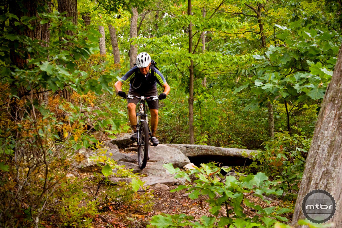 IMBA Relaunching Model Trails Program
