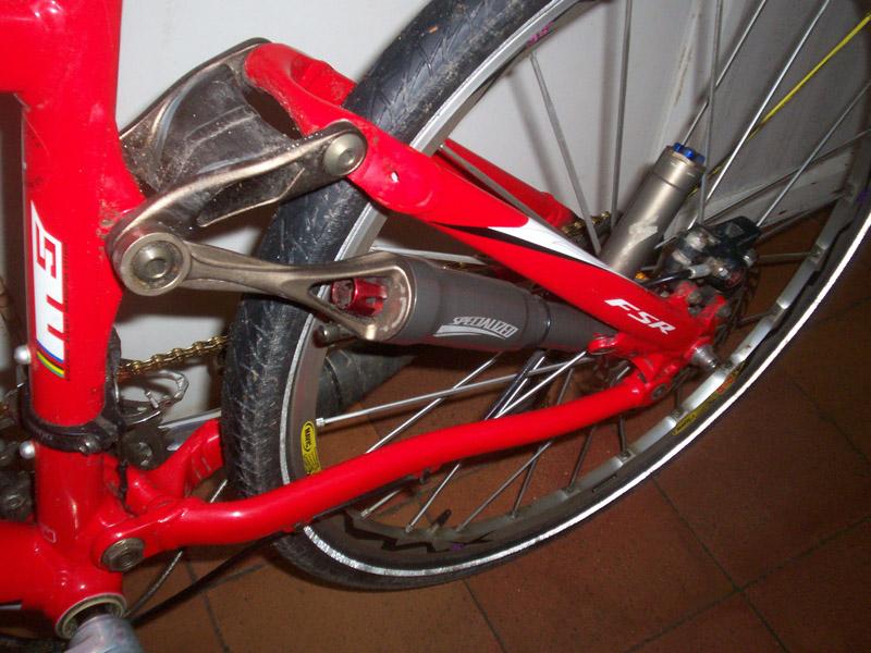 Epic & Shimano SLX disc brake - HELP!-epicrs7slickrearshock.jpg