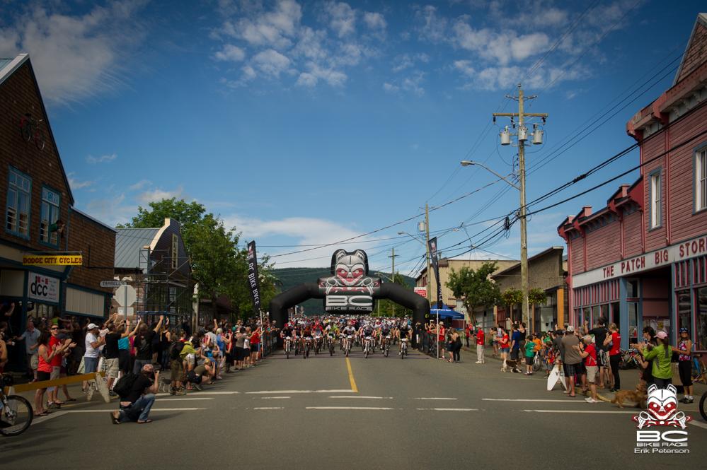 BC Bike Race 2013